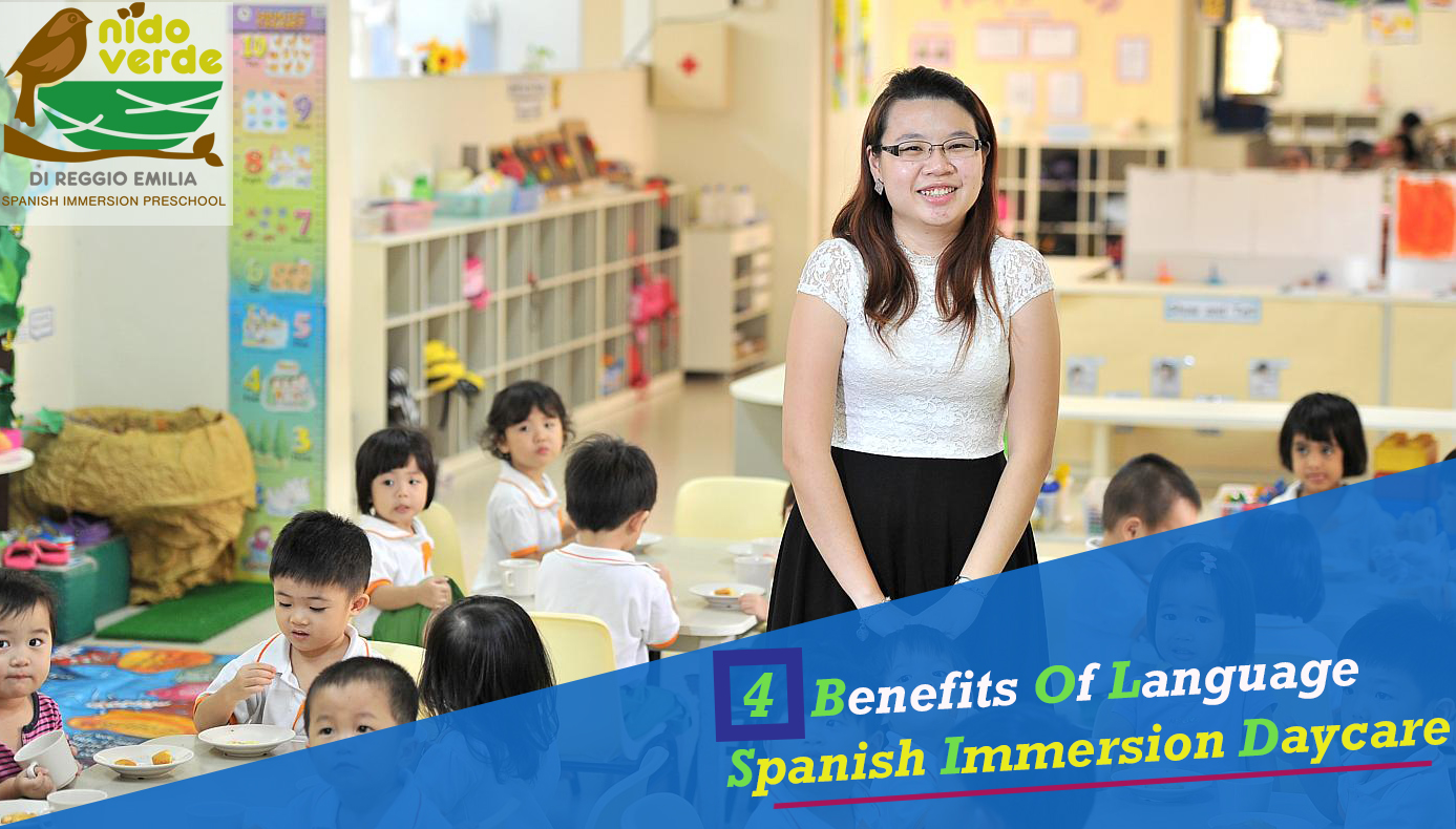 Spanish Immersion Daycare